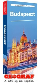 BUDAPESZT przewodnik z atlasem EXPRESSMAP 2020
