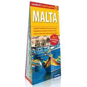 MALTA XL 2w1 przewodnik i mapa EXPRESSMAP 2020