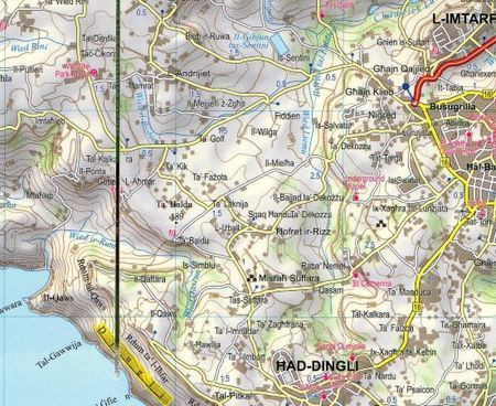 MALTA XL 2w1 przewodnik i mapa EXPRESSMAP 2020 (3)