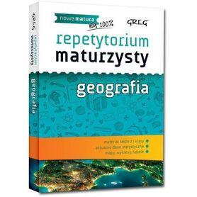 REPETYTORIUM MATURZYSTY GEOGRAFIA GREG 2019