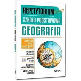 REPETYTORIUM SZKOŁA PODSTAWOWA GEOGRAFIA GREG 2020