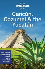 CANCUN, COZUMEL & THE YUCATAN 6 przewodnik LONELY PLANET 2019
