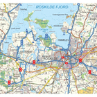 WSCHODNIA JUTLANDIA mapa rowerowa 1:100 000 SCANMAPS 2019 (2)