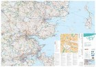 WSCHODNIA JUTLANDIA mapa rowerowa 1:100 000 SCANMAPS 2019 (5)