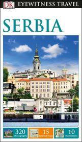 SERBIA przewodnik turystyczny DK