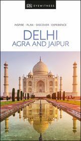 DELHI AGRA & JAIPUR przewodnik DK 2019