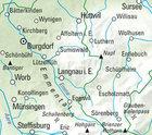 10 - Emmental / Napf - Entlebuch wodoodporna mapa turystyczna 1:60 000 Kummerly + Frey (4)