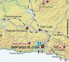 Cuba - Pico Turquino mapa trekingowa 1:50 000 CLIMBING-MAP (5)