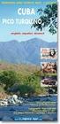 Cuba - Pico Turquino mapa trekingowa 1:50 000 CLIMBING-MAP (1)