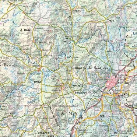 GIRONA mapa samochodowo turystyczna prowincji CNDIG (2)