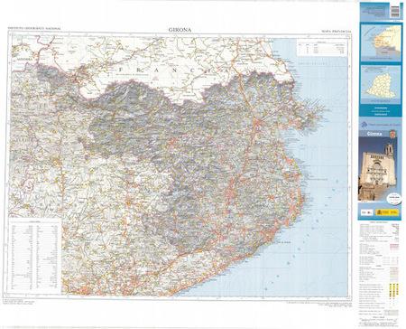 GIRONA mapa samochodowo turystyczna prowincji CNDIG (4)