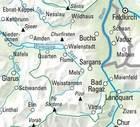 30 - Sarganserland wodoodporna mapa turystyczna 1:60 000 Kummerly + Frey (4)