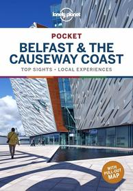 BELFAST & the Causeway Coast przewodnik POCKET LONELY PLANET 2020