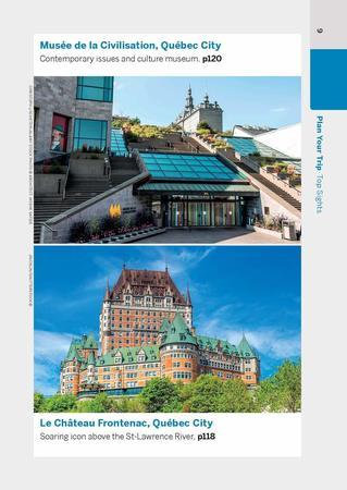 MONTREAL I QUEBECK CITY przewodnik POCKET LONELY PLANET 2020 (5)