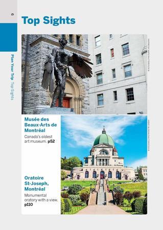 MONTREAL I QUEBECK CITY przewodnik POCKET LONELY PLANET 2020 (6)