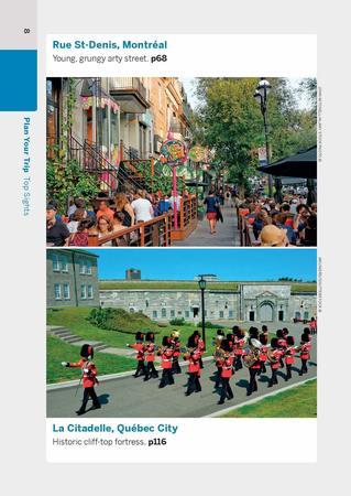 MONTREAL I QUEBECK CITY przewodnik POCKET LONELY PLANET 2020 (7)