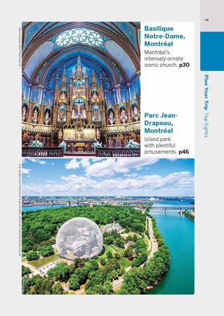 MONTREAL I QUEBECK CITY przewodnik POCKET LONELY PLANET 2020 (8)
