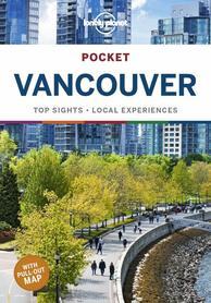 VANCOUVER 3 przewodnik POCKET LONELY PLANET 2020