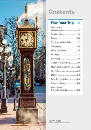 VANCOUVER 3 przewodnik POCKET LONELY PLANET 2020 (3)