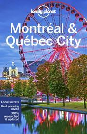 MONTREAL I QUEBEC W.5 przewodnik LONELY PLANET 2020