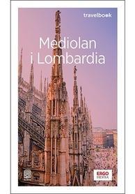 MEDIOLAN I LOMBARDIA 3 przewodnik TRAVELBOOK BEZDROŻA 2020