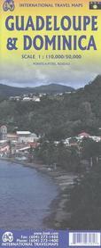 GUADELOUPE I DOMINICA mapa ITMB 2019