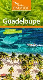 GUADELOUPE Guide Evasion przewodnik HACHETTE wer. francuska