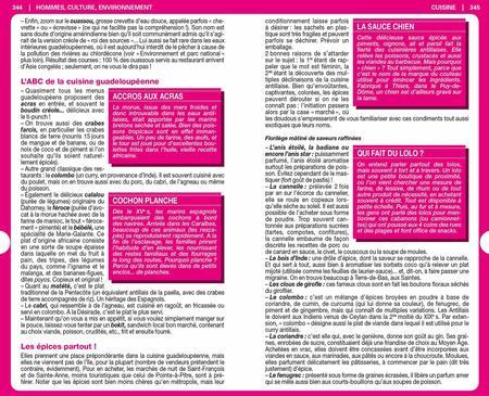GUADELOUPE SAINT-MARTIN SAINT-BARTH przewodnik ROUTARD wer. francuska (4)