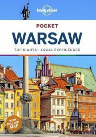 WARSZAWA przewodnik POCKET LONELY PLANET 2020