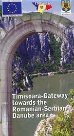 RUMUNIA PD-ZACH Rumania Serbia Iron Gate - Banat HUBER
