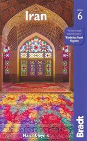 IRAN 6 przewodnik turystyczny BRADT 2020