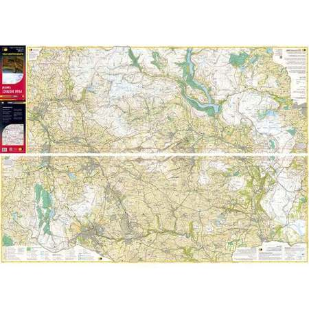 PEAK DISTRICT CENTRAL mapa wodoodporna 1:25 000 HARVEY (2)