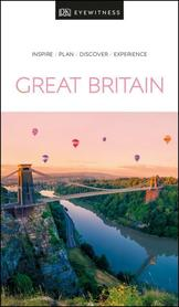 WIELKA BRYTANIA (GREAT BRITAIN) przewodnik DK 2020