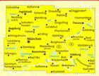 BAWARIA POŁUDNIOWA 1:125 000 mapa turystyczna 3712 KOMPASS (2)