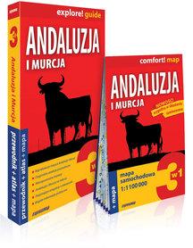 ANDALUZJA I MURCJA 3w1 przewodnik + atlas + mapa EXPRESSMAP 2020