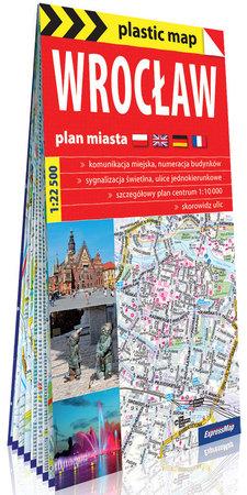 WROCŁAW foliowany plan miasta 1:22 500 EXPRESSMAP 2020 (1)