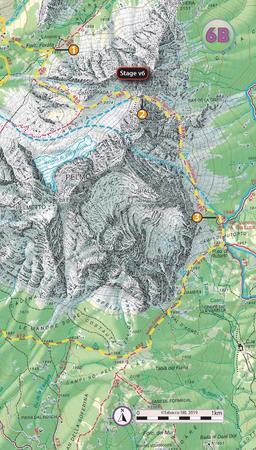 Trekking the Dolomites AV1 przewodnik KEO 2020 (9)