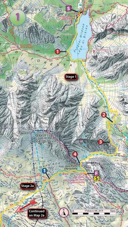 Trekking the Dolomites AV1 przewodnik KEO 2020 (10)
