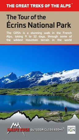 Tour of the Ecrins National Park (GR54) przewodnik KEO 2019 (1)