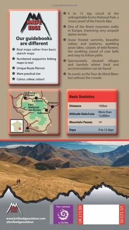 Tour of the Ecrins National Park (GR54) przewodnik KEO 2019 (2)
