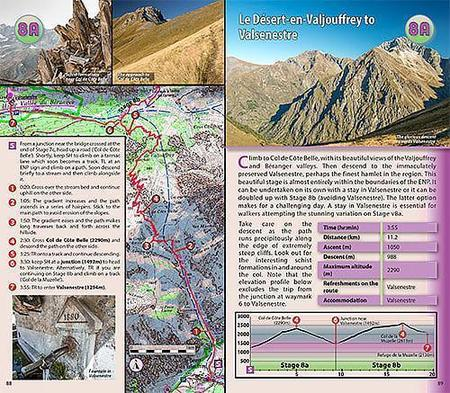 Tour of the Ecrins National Park (GR54) przewodnik KEO 2019 (4)