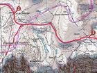 Tour of the Ecrins National Park (GR54) przewodnik KEO 2019 (5)