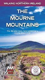 GÓRY MOURNE Mourne Mountains przewodnik KEO 2019
