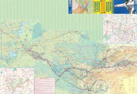 UZBEKISTAN  KIRGISTAN TADŻYKISTAN mapa ITMB 2019 (2)