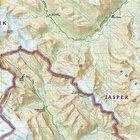 JASPER NORTH, JASPER NP mapa wodoodporna NATIONAL GEOGRAPHIC (6)