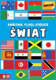 ŚWIAT - PAŃSTWA FLAGI STOLICE - ZIELONA SOWA