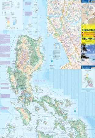 FILIPINY 1:1 100 000 mapa wodoodporna ITMB 2019 (2)