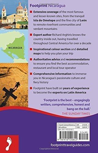 NIKARAGUA 6 przewodnik turystyczny FOOTPRINT (2)