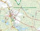 STOBRAWSKI PARK KARJOBRAZOWY mapa turystyczna 1:50 000 PLAN 2020 (2)
