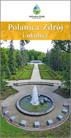 POLANICA - ZDRÓJ I OKOLICE mapa turystyczna 1:40 000 COMPASS 2019 (1)